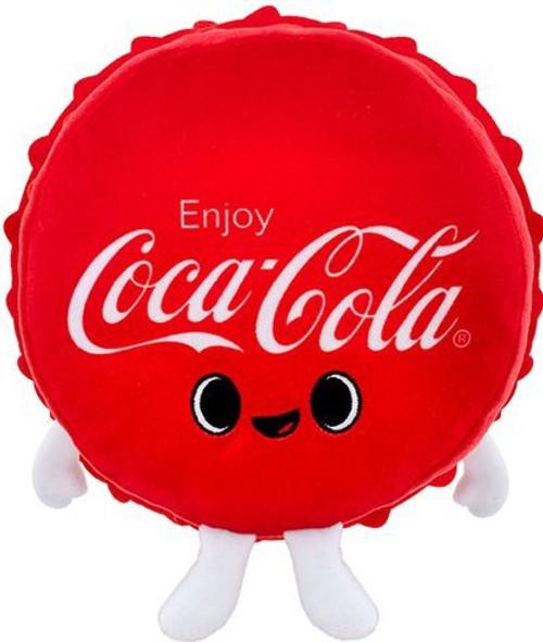 Funko Coca-Cola POP! Foodies Coke Bottle Cap Plush (Pre-Order ships February)