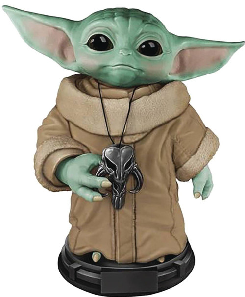 Star Wars The Child 16 Inch Life Sized Statues