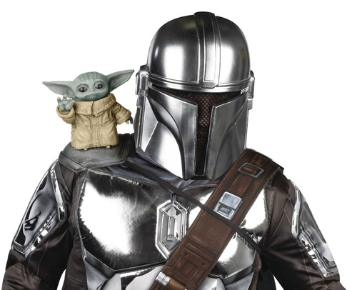 Star Wars The Child 16 Inch Shoulder Costume Accessory (Pre-Order ships January)