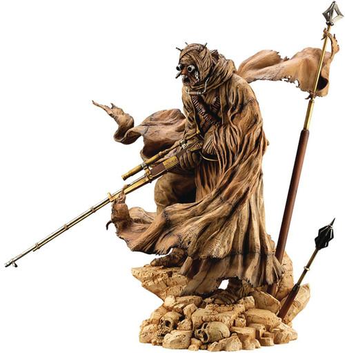 Star Wars: A New Hope ArtFX+ Tusken Raider Statue [Barbaric Desert Tribe] (Pre-Order ships March)