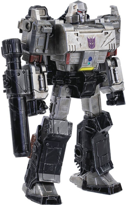 "Transformers Megatron 10-Inch 10"" Deluxe Scale Figure (Pre-Order ships April)"