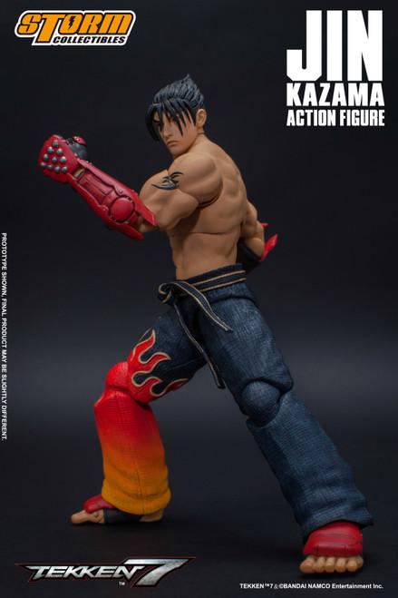 Tekken 7 Jin Kazama Action Figure (Pre-Order ships May)
