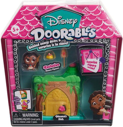 Disney Doorables Moana's Hut Mini Display Set [2020]
