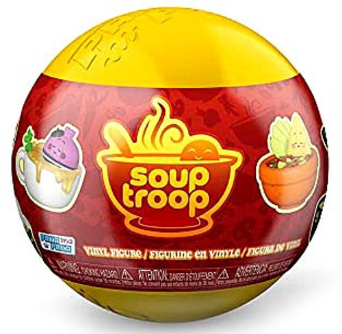 Funko Paka Paka Soup Troop Zoups Mystery Pack [1 RANDOM Figure!] (Pre-Order ships February)