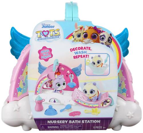 Disney Junior TOTS (Tiny Ones Transport Service) Nursery Bath Station Exclusive Playset