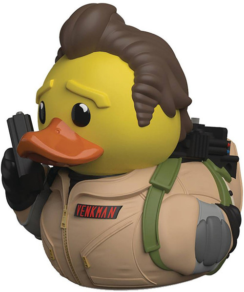 Ghostbusters Tubbz Cosplay Duck Peter Venkman Rubber Duck (Pre-Order ships October)