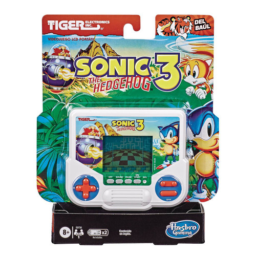 Tiger Electronics Sonic the Hedgehog 3 Handheld Game