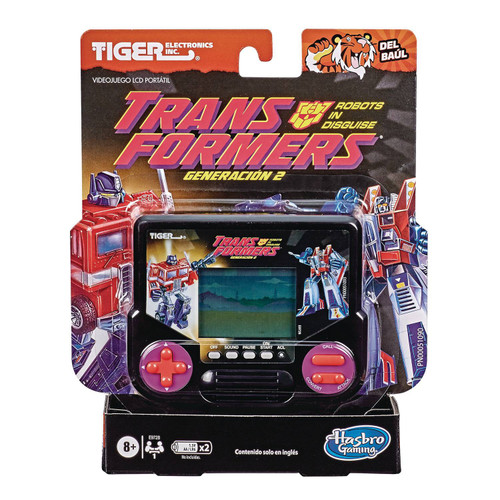 Tiger Electronics Transformers Robots in Disguise Generation 2 Handheld Game