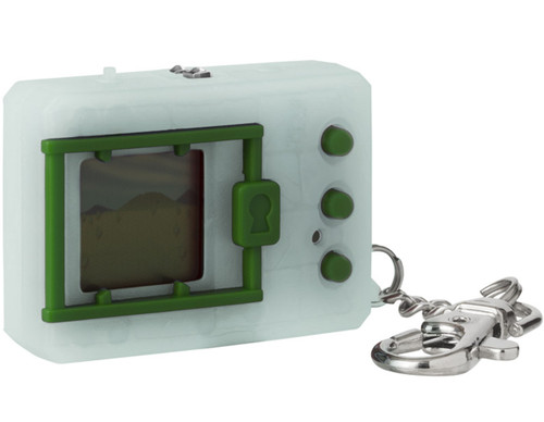 Digimon Digivice Electronic Toy [Glow-in-the-Dark & Green] (Pre-Order ships January)