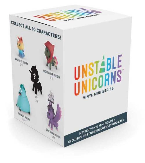 Unstable Unicorns Mystery Pack [1 RANDOM Figure] (Pre-Order ships November)
