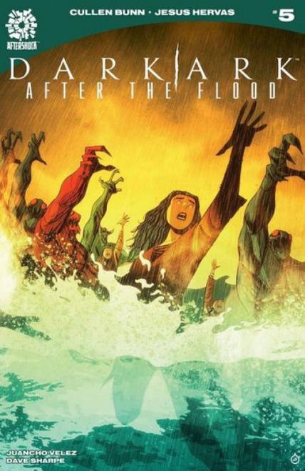 Aftershock Comics Dark Ark: After The Flood #5 Comic Book