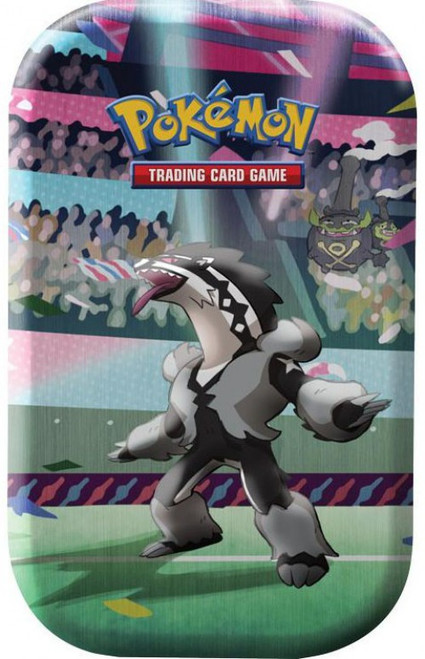 Pokemon Trading Card Game Galar Power Obstagoon & Galarian Weezing Mini Tin Set [2 Booster Packs & Coin!]