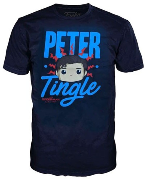 Funko Marvel Collector Corps Peter Tingle Exclusive T-Shirt [X-Small]