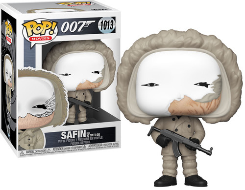 Funko James Bond No Time To Die POP! Movies Safin Vinyl Figure