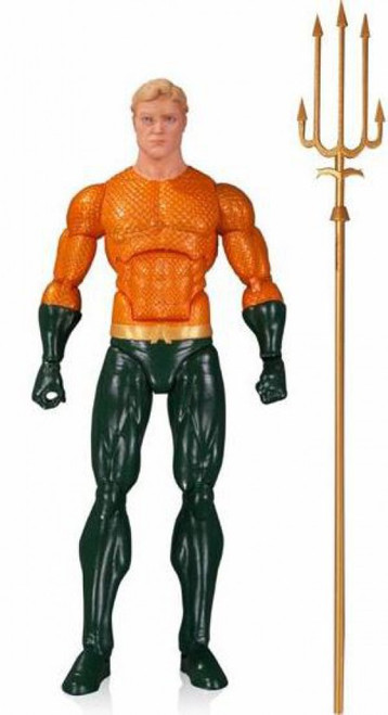 DC Icons Aquaman Action Figure [Damaged Package]