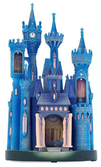 Disney Castle Collection Cinderella Castle Light-Up Exclusive Figurine