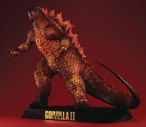 Godzilla Gallery Godzilla 11.8-Inch LED Statue [Burning Version] (Pre-Order ships February)