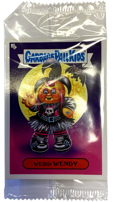 Garbage Pail Kids Topps 2020 Late To School 3 Class Superlatives Stickers Trading Card Sticker Pack [From Blaster Box]