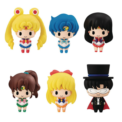 Sailor Moon Tanjiro and the Hashira 2-Inch Mini Figure Boxed Set [Set B]