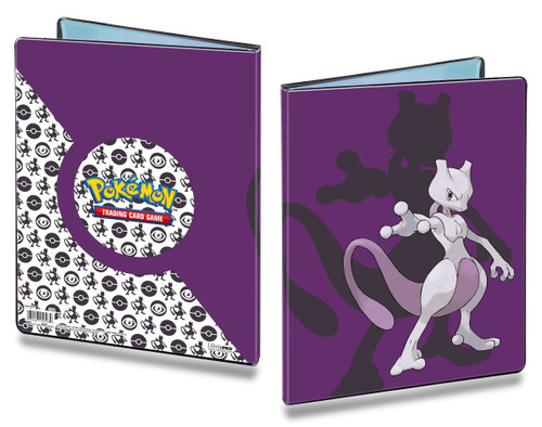 Ultra Pro Pokemon Trading Card Game Mewtwo 9-Pocket Portfolio (Pre-Order ships January)