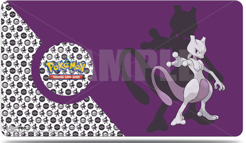 Ultra Pro Pokemon Trading Card Game Card Supplies Mewtwo Playmat (Pre-Order ships January)