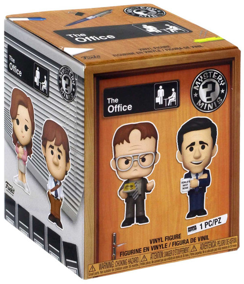 Funko Mystery Minis The Office Mystery Pack [1 RANDOM Figure]
