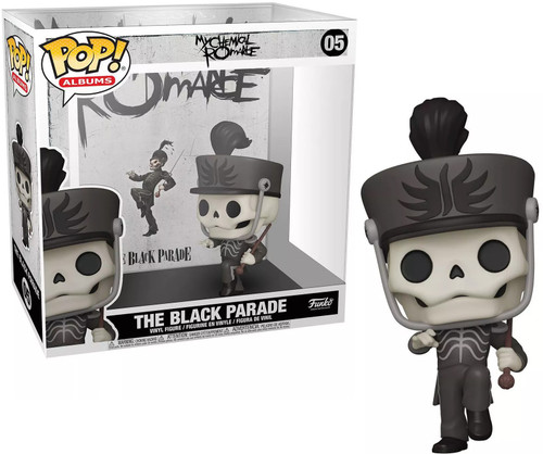 Funko My Chemical Romance POP! Albums The Black Parade Vinyl Figure #05 (Pre-Order ships April)