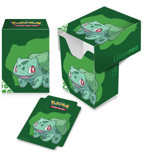 Ultra Pro Pokemon Trading Card Game Card Supplies Bulbasaur Deck Box (Pre-Order ships January)