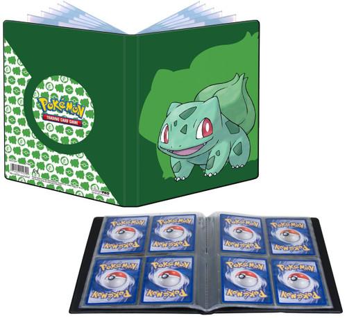Ultra Pro Pokemon Trading Card Game Card Supplies Bulbasaur 4-Pocket Portfolio (Pre-Order ships January)