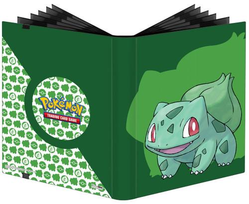 Ultra Pro Pokemon Trading Card Game Bulbasaur 9-Pocket Pro Binder (Pre-Order ships January)