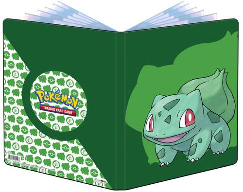 Ultra Pro Pokemon Trading Card Game Bulbasaur 9-Pocket Portfolio (Pre-Order ships January)