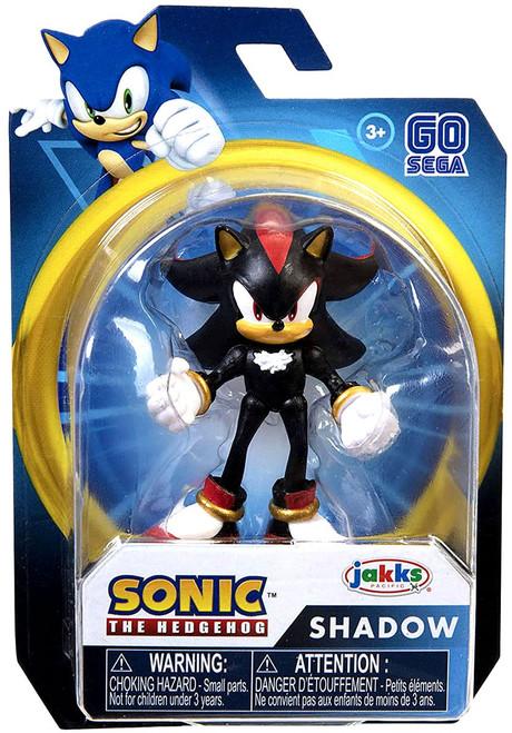Sonic The Hedgehog 2020 Wave 2 Shadow 2.5-Inch Mini Figure [Modern]