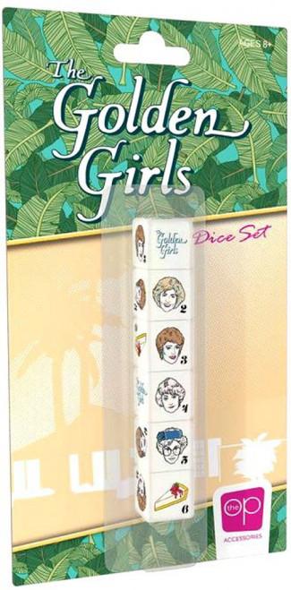 Golden Girls Dice Set