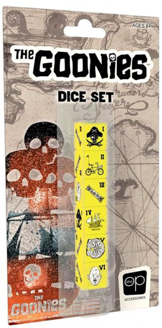 Goonies Dice Set