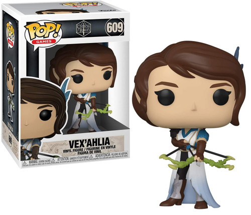 Funko Vox Machina Pop! Games Vex'ahlia Vinyl Figure #609 (Pre-Order ships January)