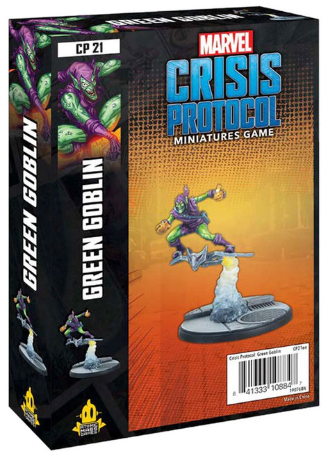 Marvel Crisis Protocol Green Goblin Character Pack