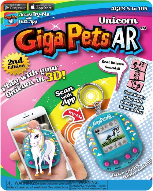 Giga Pets AR Unicorn Virtual Pet Toy [2nd Edition]
