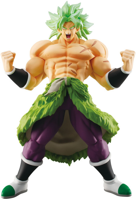 Dragon Ball Styling Super Saiyan Broly Full Power 5.5-Inch PVC Statue [Loose]