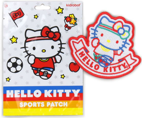 Sanrio Hello Kitty Patch Series X Sports Mystery Pack [1 RANDOM Patch] (Pre-Order ships October)