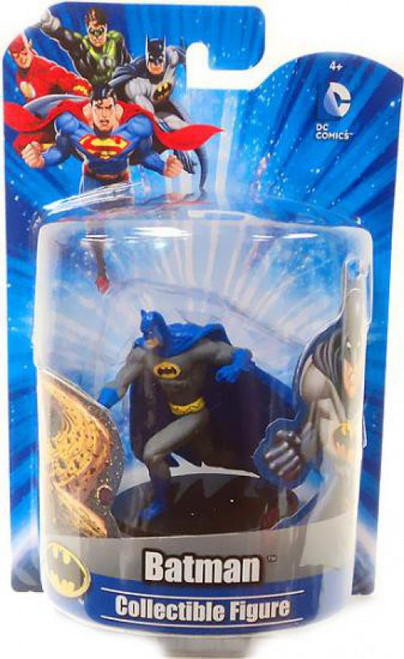 Batman 4-Inch Collectible Figure [Damaged Package]