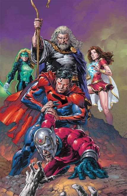 DCeased #4 of 6 Dead Planet Comic Book