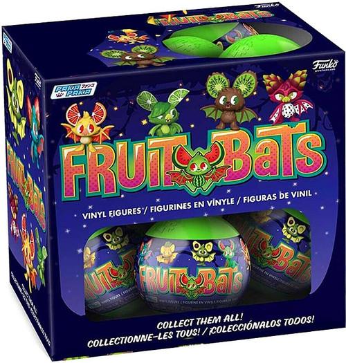 Funko Paka Paka Mini Figure Fruit Bats LOT of 18 Packs [Box Equivalent!]