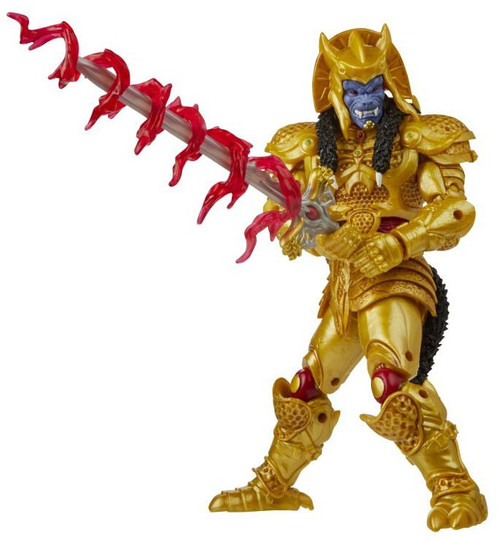Power Rangers Mighty Morphin Lightning Collection Goldar Action Figure