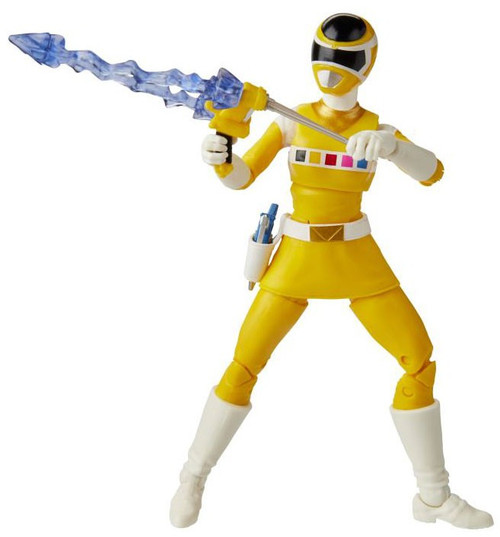 Power Rangers In Space Lightning Collection Yellow Ranger Action Figure [In Space]