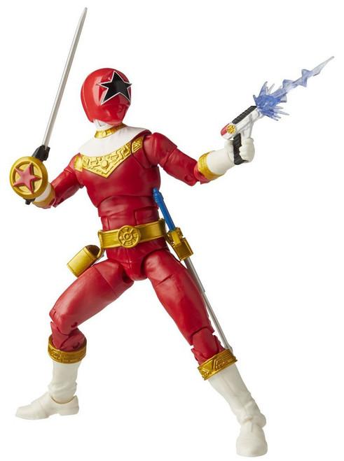Power Rangers Zeo Lightning Collection Red Ranger Action Figure [Zeo]