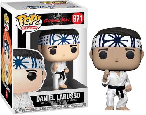 Funko Cobra Kai POP! TV Daniel LaRusso Vinyl Figure [Damaged Package]