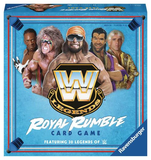 WWE Wrestling WWE Royal Rumble Board Game