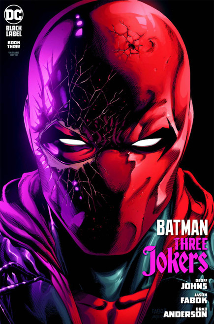 DC Batman #3 Three Jokers Comic Book [Variant Cover]