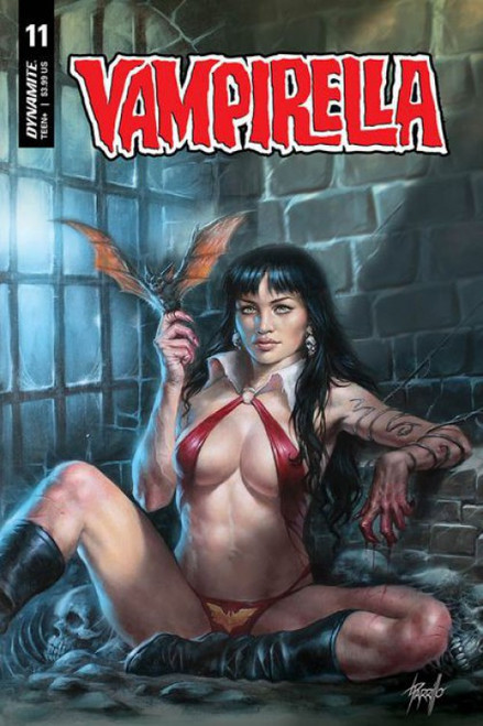 Dynamite Entertainment Vampirella, Vol. 6 #11A Comic Book