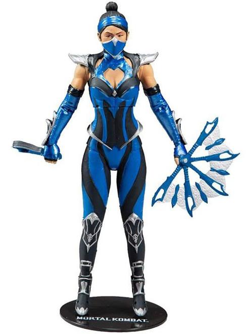 McFarlane Toys Mortal Kombat 11 Series 3 Kitana Action Figure